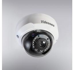 4MP WDR Antivandal Mrežna PoE IC Fiksna Dome Kamera, IPD-324-28F