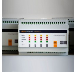 Centrala za detekciju gasa sa 2 senzora  GA-220.EI.02.