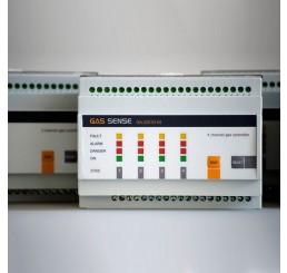 Centrala za detekciju gasa sa 3 senzora  GA-220.EI.03.