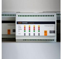 Centrala za detekciju gasa sa 4 senzora  GA-220.EI.04.