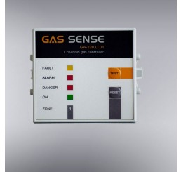 Centrala za detekciju gasa sa 1 senzorom GS-220.LI.01