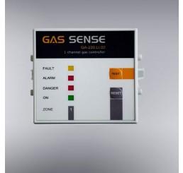 Centrala za detekciju gasa sa 2 senzora GS-220.LI.0