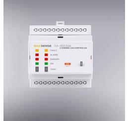 Centrala za detekciju prisutnosti gasa sa 4 senzora GA-300.E.04