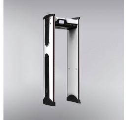 Metal detektorska vrata  podešavanjem broja zona TS-XYT2101-A7