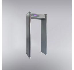 Metal detektorska vrata sa 16 zona TS-XYT2101S