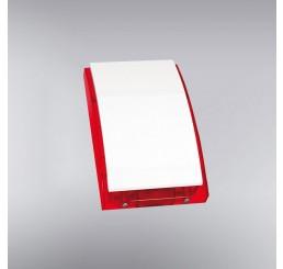 Spoljašnja sirena sa zvučnom i svetlosnom signalizacijom i rezervnim napajanjem (crveno), SP-4002 R